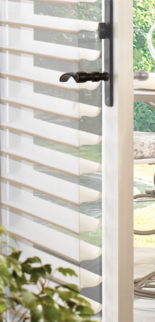 Century Blinds traditional-window-treatments