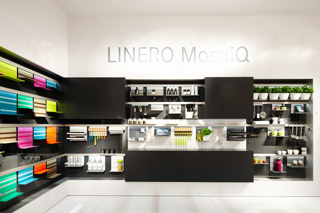 Linero MosaiQ kitchen-products