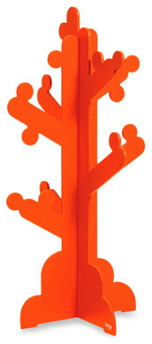 P'kolino Clothes Tree, Orange eclectic-coat-stands-and-umbrella-stands