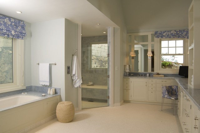 West Water contemporary-bathroom