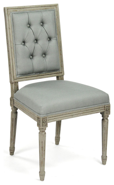 SAMPLE SWATCH transitional-dining-chairs