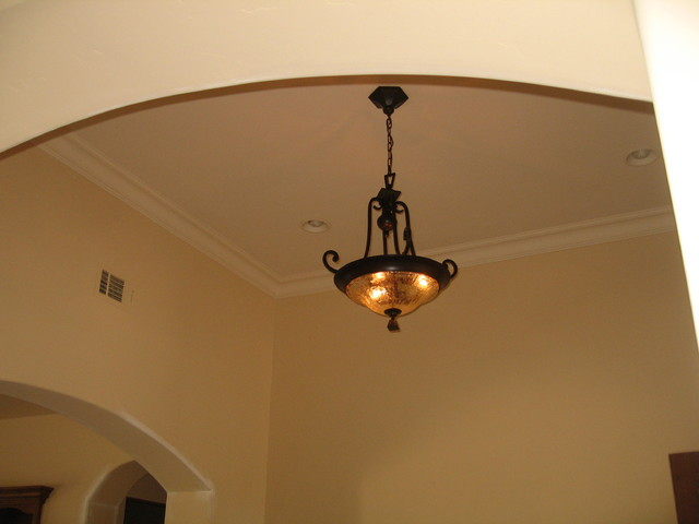 Entry Light Fixture Mediterranean Lighting