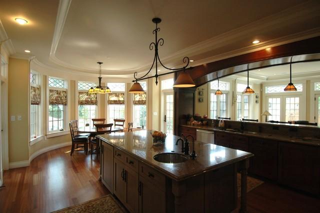 Craftsman Style in Burlingame Kitchen craftsman-kitchen