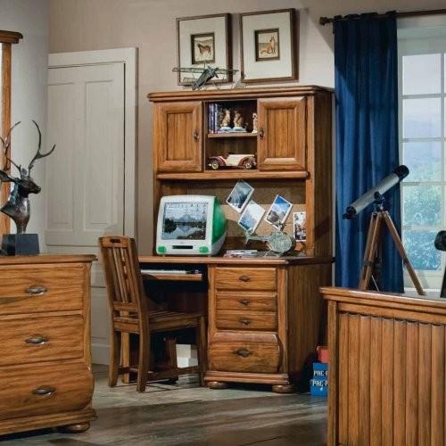 Timberline Desk traditional-desks