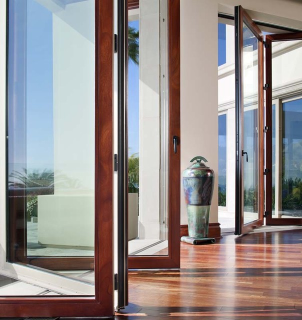 Folding Doors - Contemporary - Windows And Doors - other metro - by Weiland by Andersen