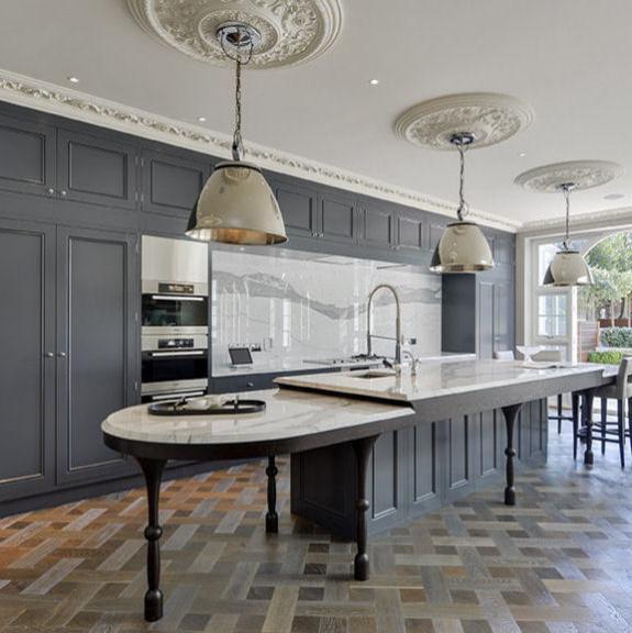 Clapham Shaker Kitchen: Clapham Common Project