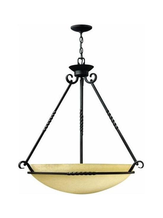 Hinkley Lighting 4316OL Pendant 6 Light Foyer -