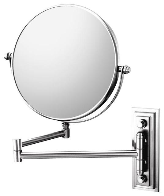 Mirror Image Classic Wall Mirror Chrome