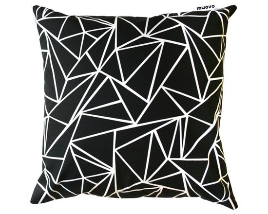 Black Cushion Cover -