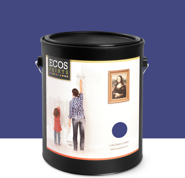 Gloss Porch & Floor Paint, Midnight Blue modern-paint