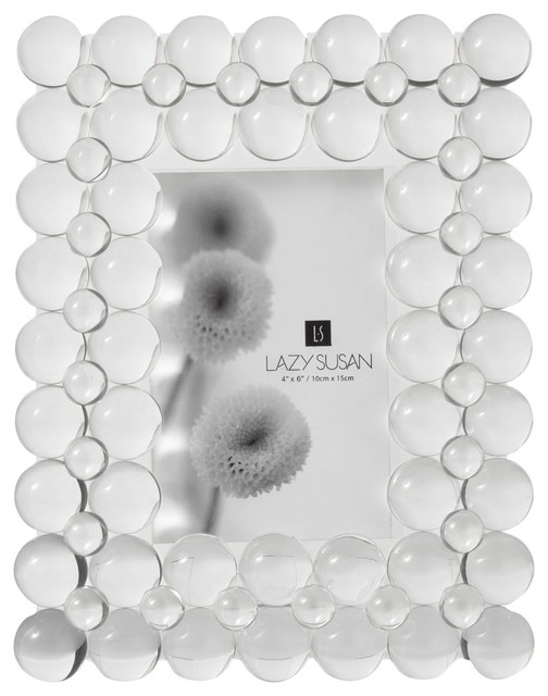 Lazy Susan 329017 Dolly Crystal Frame contemporary-picture-frames
