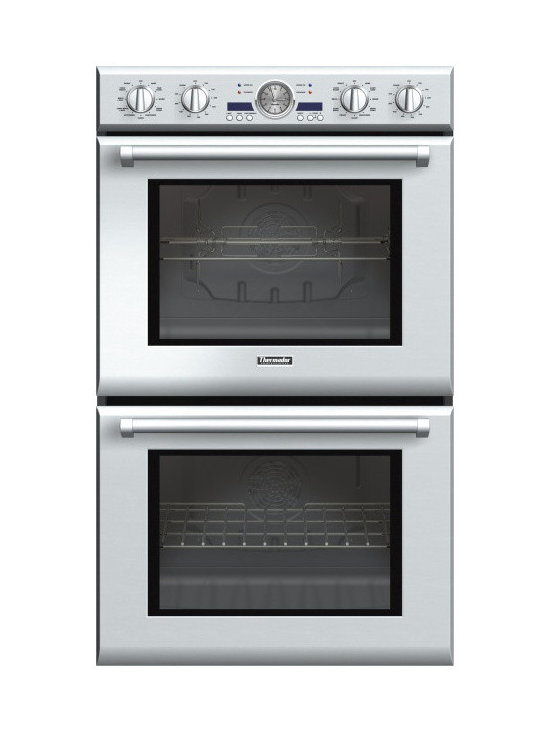 "Thermador 30"" Professional Series Double Electric Wall Oven Stainless 