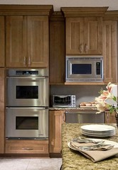 Ideas for Built-In Wall Ovens and Microwaves