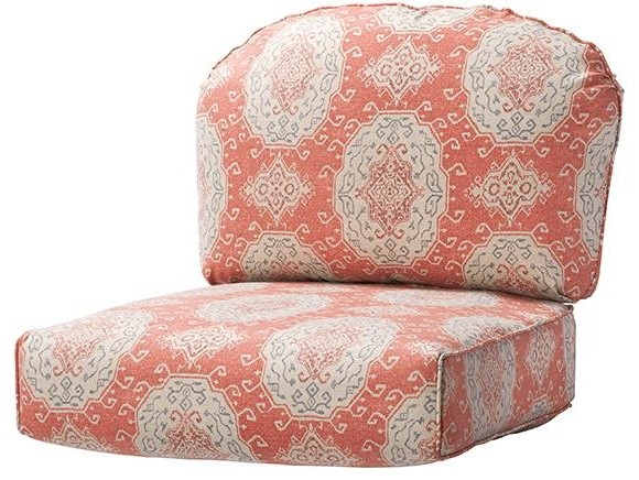 Martha Stewart Living Lake Adela Replacement Cushions  : traditional seat cushions from www.houzz.com size 580 x 436 jpeg 83kB