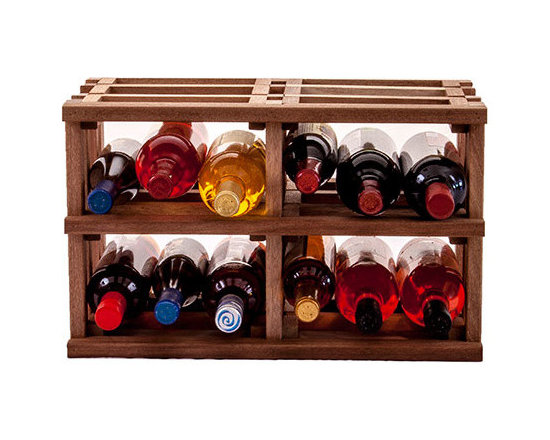 Wine Stacks from WineRacks.com -