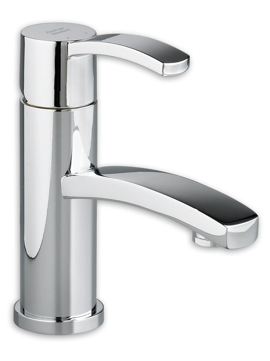 "Berwick Monoblock Bathroom Faucet - High style meets functional innovation. Refresh your classic or modern bathroom with this stunning faucet from the Berwick® Collection. It's suitable for a single-hole bidet or a three-hole bidet with 4"" centers using an optional base plate. Design-matched tub fillers, bath/showers and shower-system trim complete the collection."