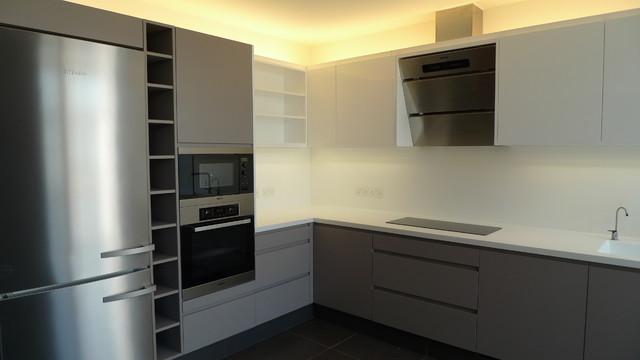 Underwood Row - kitchen
