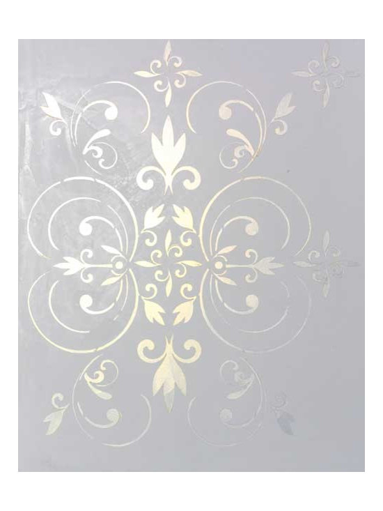'Fleur Scroll' Damask - This is a new smooth plaster finish with an added pattern or damask overlay. This silken look contains delicate textures and a soft color scheme that adds a gorgeous atmosphere to any room.