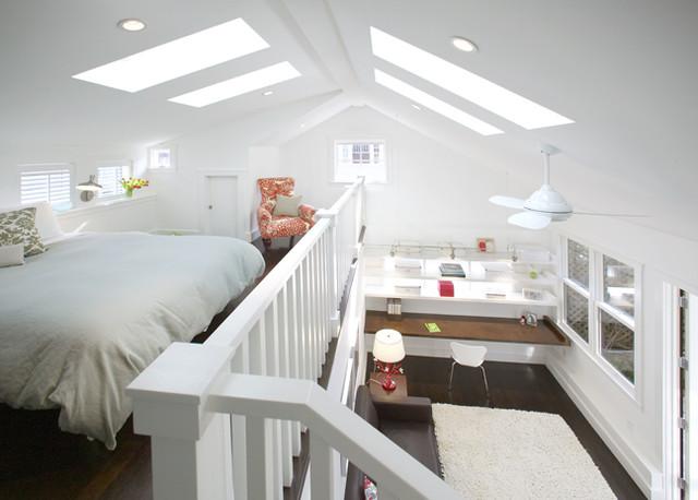 Feldman Architecture modern-bedroom
