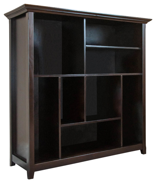 Amherst 44 Inch Wide X 44 Inch High Multi Cube Bookcase