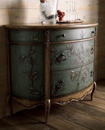 Blue Chest traditional dressers chests and bedroom armoires