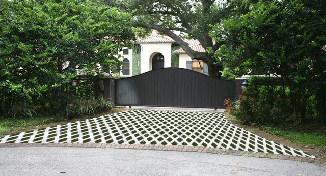 Easy Grass Block Driveway Modern Wall And Floor Tile