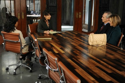 Scandal Conference Room Table