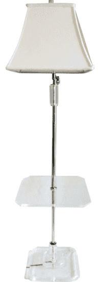 Consigned - Vintage Mid Century Swing Arm Lamp midcentury-floor-lamps