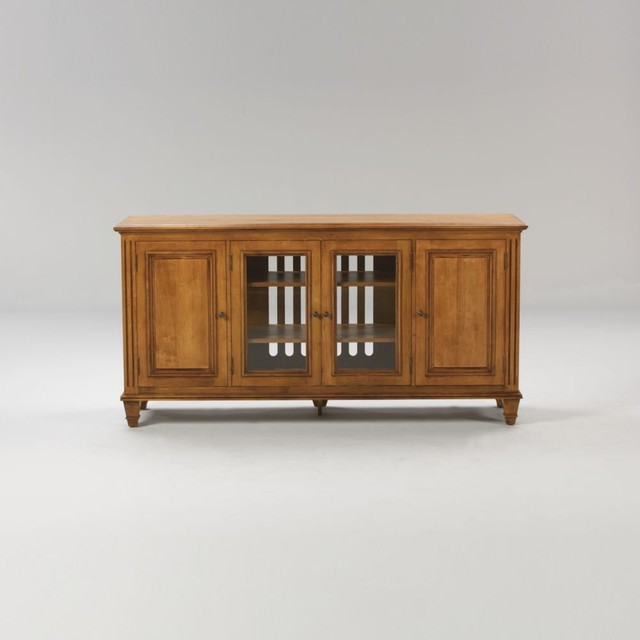 custom classics jason buffet with glass doors traditional-buffets-and-sideboards