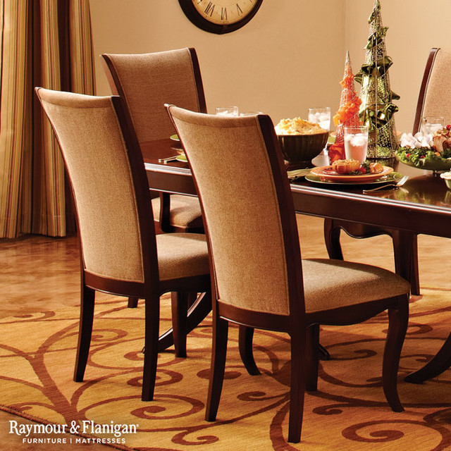 Raymour And Flanigan Dining Chairs: Keira Dining Room Collection