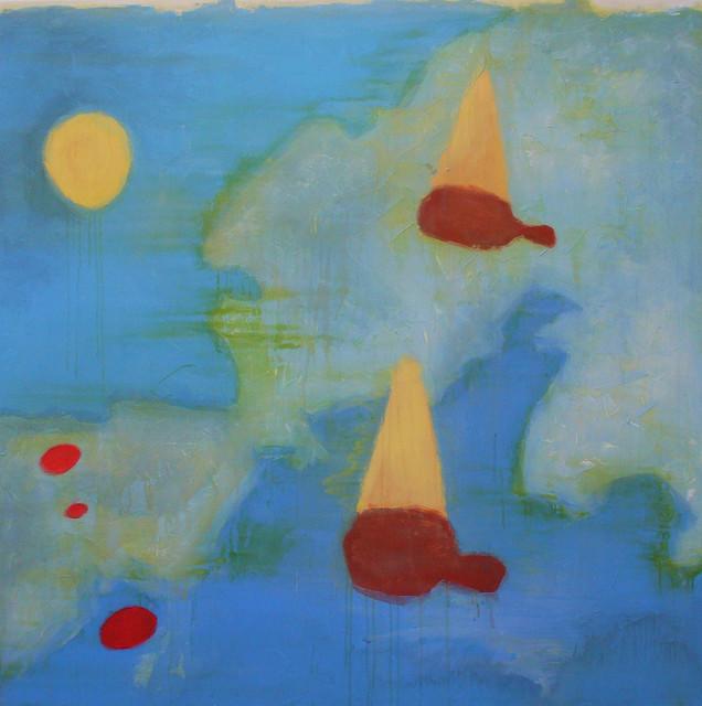 Bon Voyage eclectic-artwork