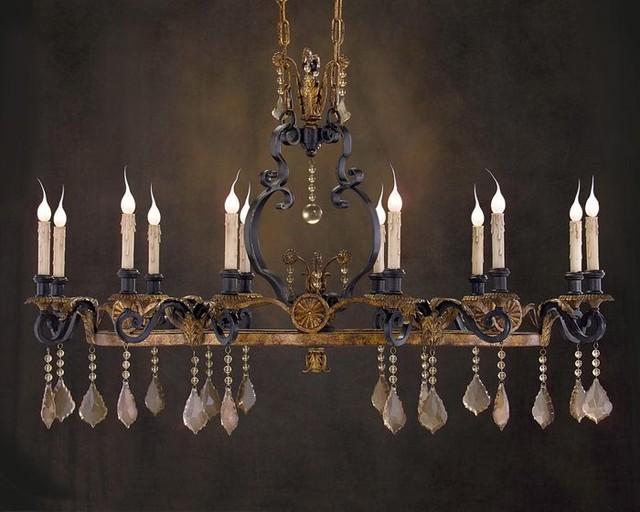 john richard 12 light chandelier ajc 8482 contemporary. Black Bedroom Furniture Sets. Home Design Ideas