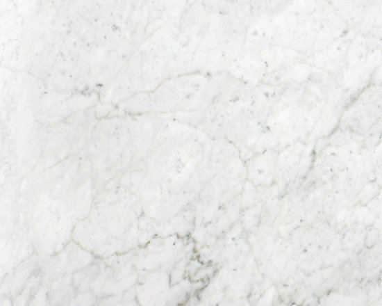 Marble Bianco Canal Grande Honed Slab - A CLASSIC CARRARA TYPE MARBLE WITH VEINS OF GRAY.
