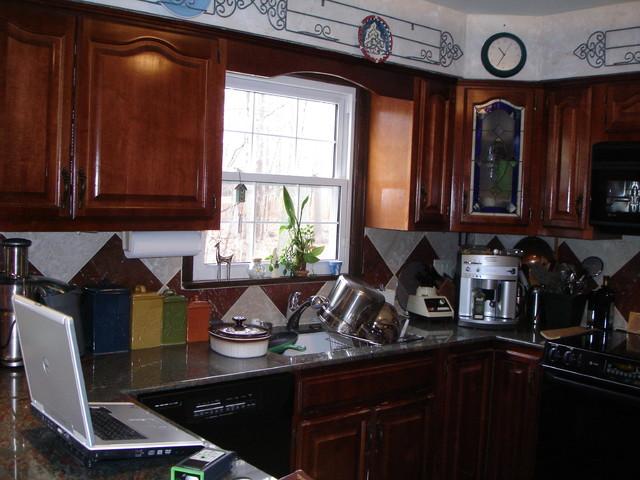 Contemporary Kitchen Addition contemporary