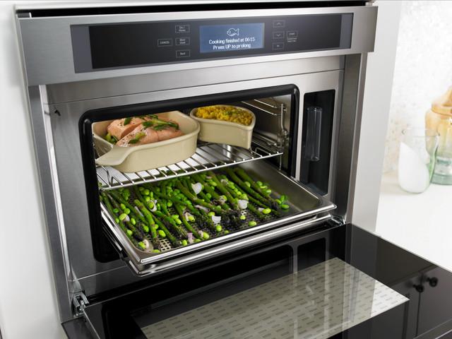 Jenn-Air Convection Steam Oven modern-ovens