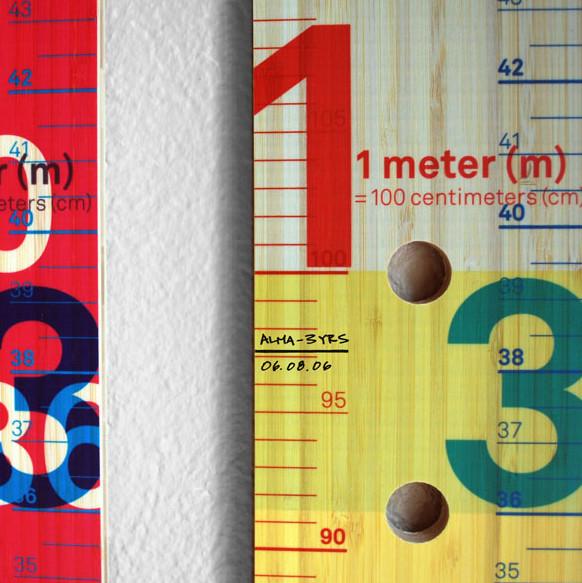 Measure Me Stick eclectic-kids-decor