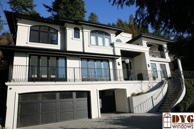 West Vancouver project modern