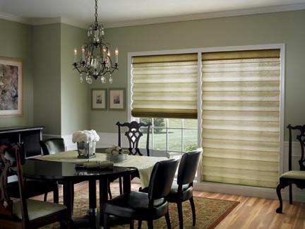 Window Coverings modern-roman-shades