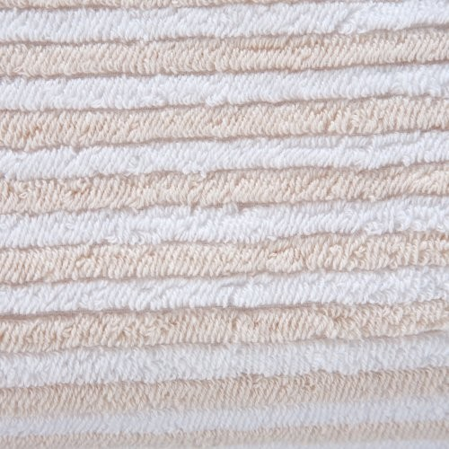 Kassatex Linea 100% Combed Turkish Cotton 6 Piece Bath Towel Set contemporary-towels
