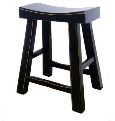 Chinese Style Sturdy Bar Stool Modern Bar Stools And