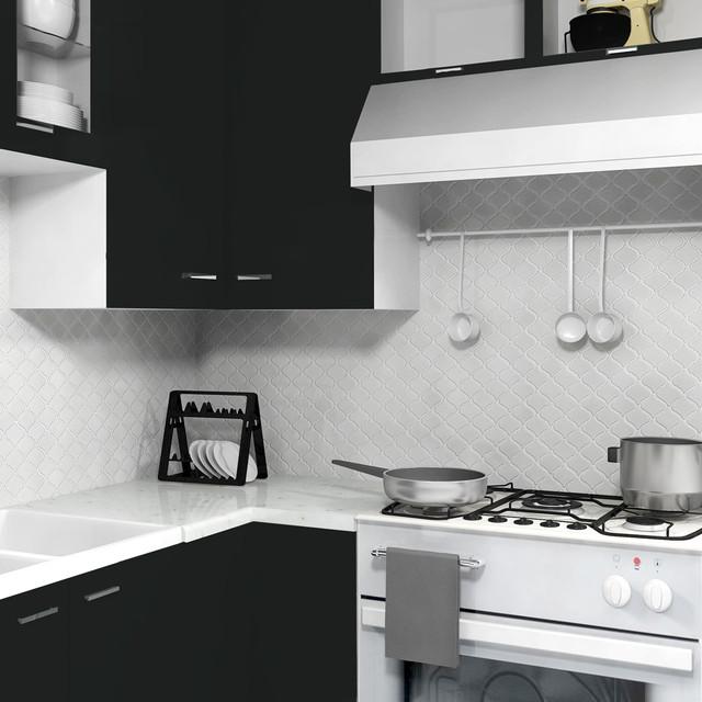 moroccan kitchen backsplash traditional tile new york by