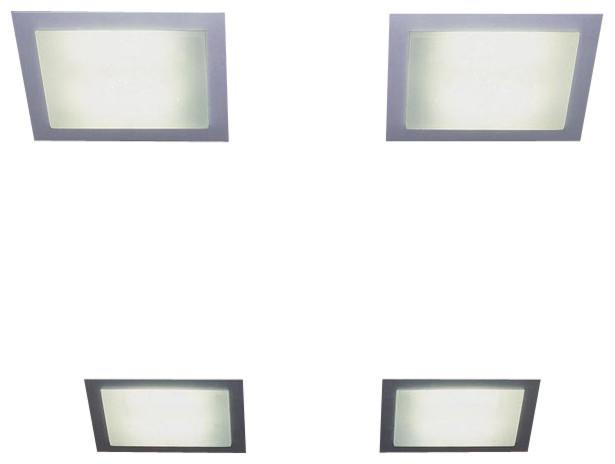 Zentrum 1 Surface Mount modern-ceiling-lighting