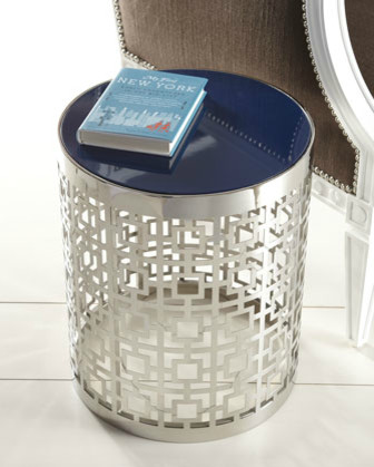 """Nixon"" Side Table contemporary-side-tables-and-accent-tables"