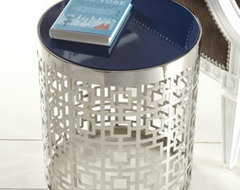 """""""Nixon"""" Side Table contemporary-side-tables-and-end-tables"""