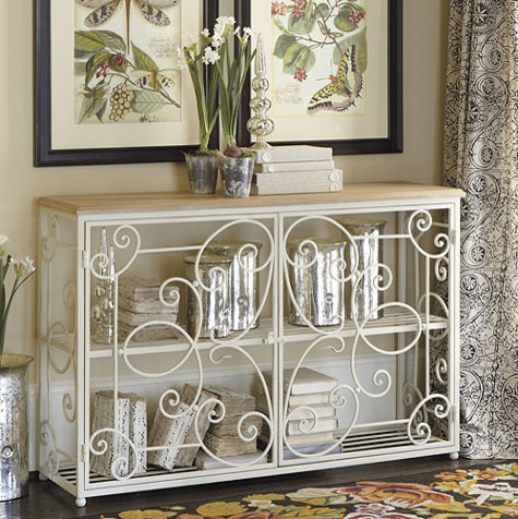D'Aurey Console traditional-storage-units-and-cabinets