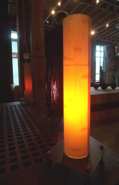 Bamboo Column modern