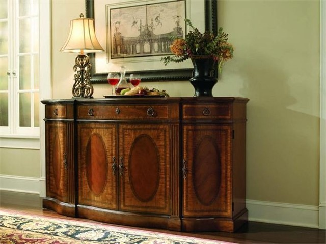 Dining Room Buffet : Dining Room Wishes - Traditional - Buffets And Sideboards - other ...