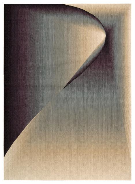 "Nourison Radiant Arts RA03 Opal Rug, Opal, 3'6"" X 5'6"" contemporary-rugs"