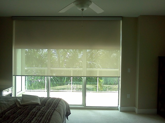 Blinds Shades And Shutters Modern Roller