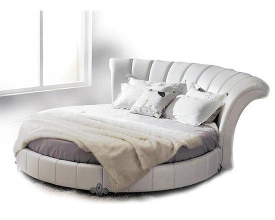 Venetian Round Bed -